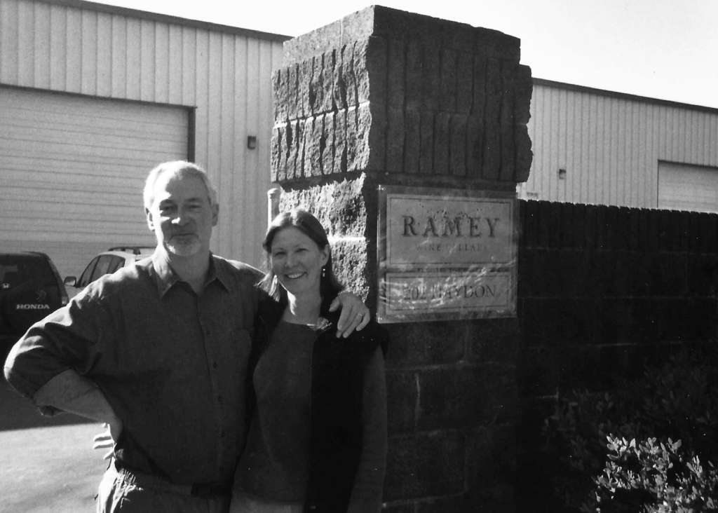 2003_-david-and-carla-ramey-opening-their-first-winery-location-at